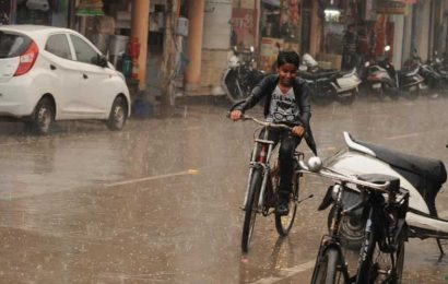 29 killed in hailstorm, rains in 15 districts of UP