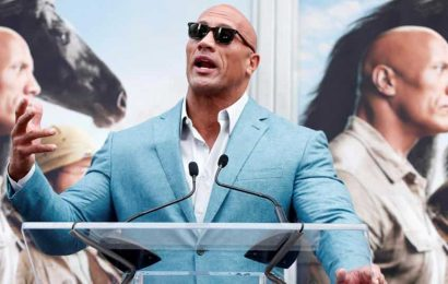 From WWE to world's biggest movie star: How Dwayne Johnson made the epic transition