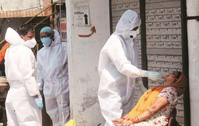 13 doctors to volunteer at Rajkot civil hospital