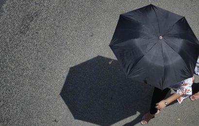 Hyderabad records the highest temperature this summer