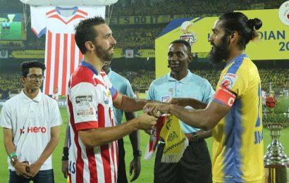 Kerala Blasters retire Sandesh Jhingan's No.21 jersey