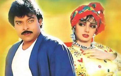 Celebrating 30 years of the Chiranjeevi-Sridevi Telugu blockbuster 'Jagadeka Veerudu Athiloka Sundari'
