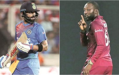 Kohli you're the best player, but I'm the most determined: Williams recalls on-field battle