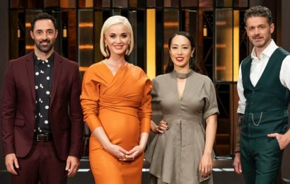 MasterChef AU Back to Win: Time to have something Hot 'n' Cold with Katy Perry