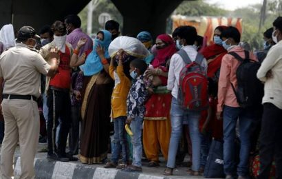 Cannot control tears… nothing but a human tragedy: Madras HC on migrants