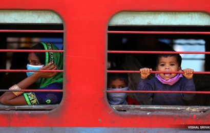 Fearing cancellation, migrants from Bengal board train to Cooch Behar