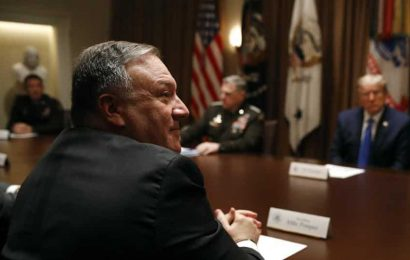 Mike Pompeo's seven-nation meeting focuses on China, accountability