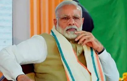 Letters written by Narendra Modi to his mother will be published as a book