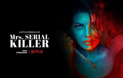 Mrs Serial Killer movie review: The Jacqueline Fernandez-starrer is beyond ghastly
