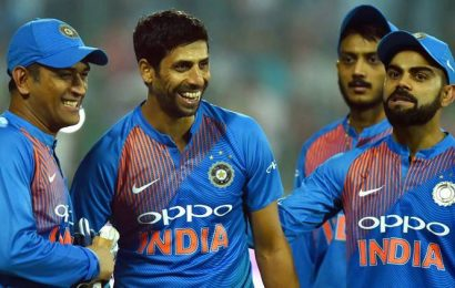 Ganguly fought with selectors, Dhoni helped players, Kohli's captaincy a work in progress: Ashish Nehra