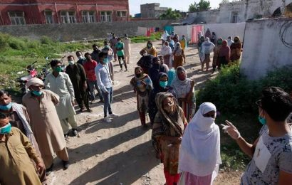 Coronavirus cases cross 40,000 in Pakistan