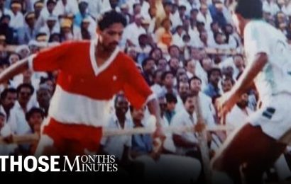 When the stands shook: The tale of CV Pappachan's Federation Cup glory