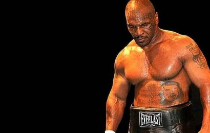 Is Mike Tyson headed for boxing return after Evander Holyfield's comeback?