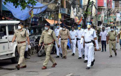 Covid-19 sparks unrest in Kolkata Police, Governor Dhankhar tweets concern