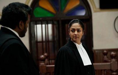 Suriya: Ponmagal Vandhal satisfied me as a viewer and producer