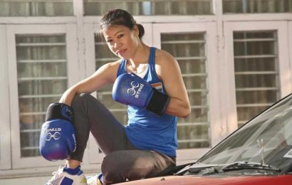 Won't spar at camp unless there is a solution: Mary Kom