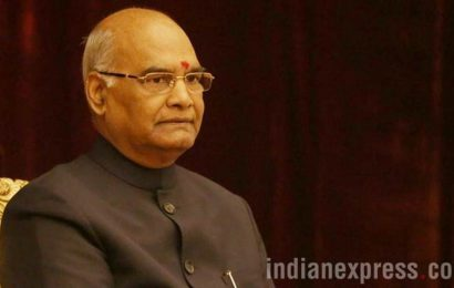 30% pay cut for a year, no new limousine: President Kovind chips in for Covid relief