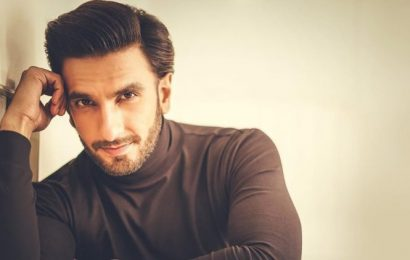 Ranveer Singh shares a list of his favourites on Instagram