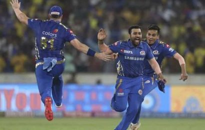 Rohit Sharma reveals how he was handed Mumbai Indians captaincy