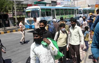Online booking, wearing masks must to board Haryana transport buses plying starting tomorrow