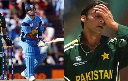 Shoaib Akhtar explains why he was 'very sad' when Sachin Tendulkar got out for 98 in 2003 WC