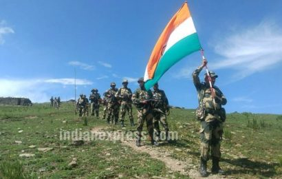 India builds road north of Ladakh lake, China warns of 'necessary counter-measures'