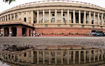 Govt rushing Central Vista project: Cong