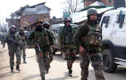 Terrorist hideout busted, 5 LeT militant associates held in J-K