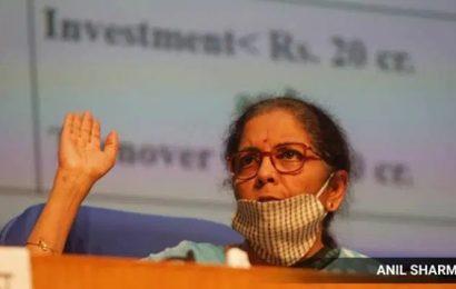 Nirmala Sitharaman announces 2% interest subvention for MUDRA-Shishu loans
