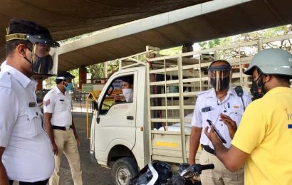Wearing masks at public places compulsory in Bengaluru