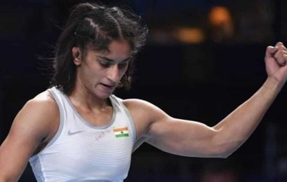 Vinesh Phogat to be recommended for Khel Ratna by WFI