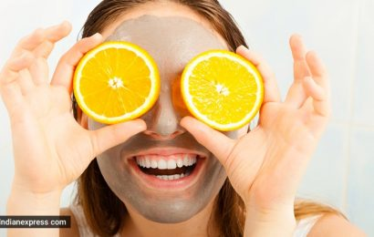 This summer heal your skin with a homemade vitamin C enriched face pack