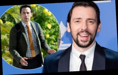 Death In Paradise cast newcomer Ralf Little marks big show first 'It has made my day!'