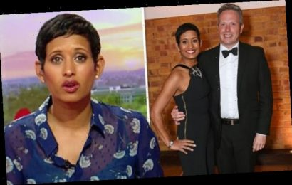 Naga Munchetty: BBC Breakfast star says 'things could've gone horribly wrong' with husband