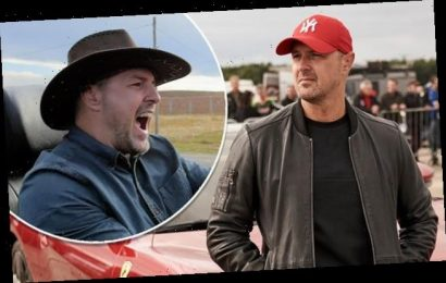 Paddy McGuinness cheats death after crashing while filming Top Gear