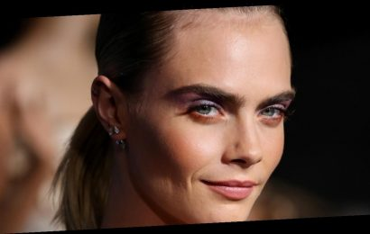 Cara Delevingne Says She Identifies as Pansexual
