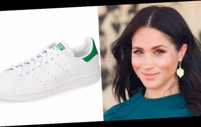 Amazon Has a Sale on the Adidas Sneakers That Meghan Markle Has Been Seen Wearing!