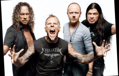 YouTuber Shares Metallica Song Written By A.I. Bot
