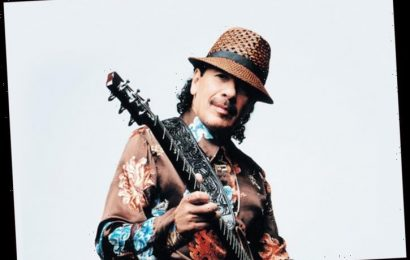Carlos Santana To Deliver Commencement Address At Herb Alpert School Of Music