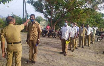 Over 1,000 buses resume operations in Villupuram region