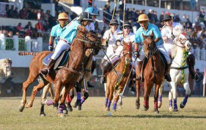 Watch   Manipur's formidable women's polo team