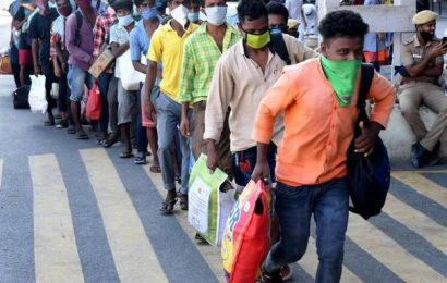 Return of over 1 lakh migrant workers facilitated by Chennai police