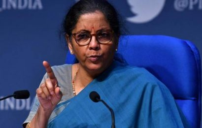West Bengal couldn't avail migrants' job scheme as Trinamool govt. didn't give data: FM