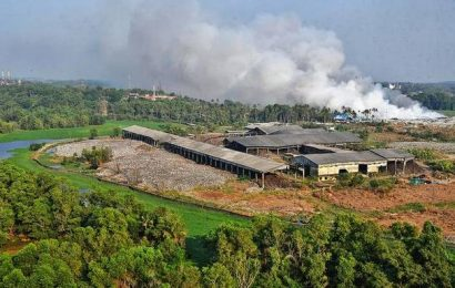 Brahmapuram: company's plea rejected