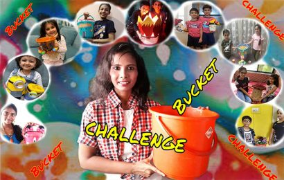 SEE: Kids take the bucket challenge