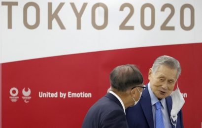 Eighty per cent of venues secured for Tokyo Olympics