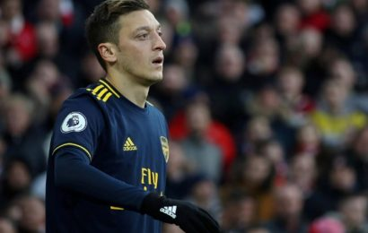 Football Focus: What Ozil must do to reclaim Arsenal starting spot?