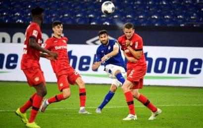Bundesliga: Leverkusen stay in hunt for Champions League spot