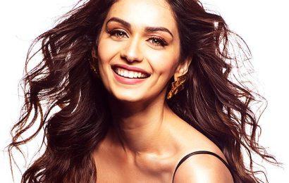 Will Manushi Chhillar make her debut this year?
