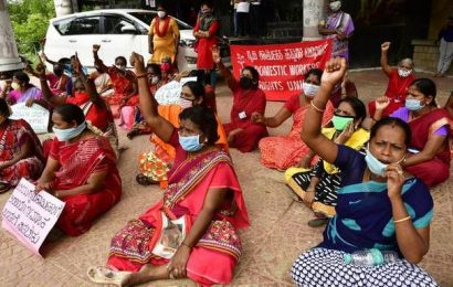 91% of domestic workers not paid during lockdown: survey